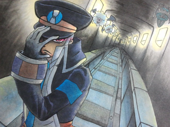 The Underground Boss by Kayote
