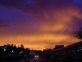 Sunset 18 Aug 2001 by empyrean