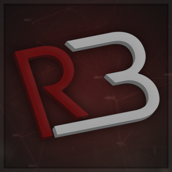 R3 Logo | Snazzy New Concept by R3mix97
