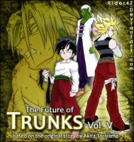 Future of Trunks Vol. V cover by Rider4Z