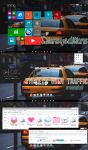 Streets with traffic screenshot W8 by Dianeyeditions