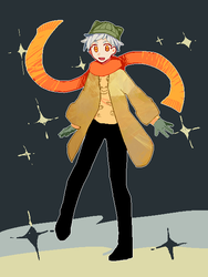 yuuya by snowydot