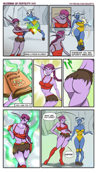 Blessing of Fertility - [Page 1/5] by Gisarts
