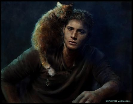 Dean Winchester - Bad Company by Petite-Madame