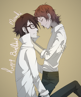 Happy Birthday Yata by Gurvana