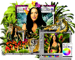 +ROAR by LupishaGreyDesigns