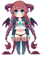 Adoptable Auction Two SOLD by Andreia-Chan