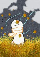 Cry it's almost fall by JoceGurr