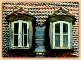 dormer windows by Mittelfranke