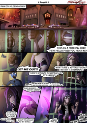P.U. - Adventure Page 81 by Hevimell