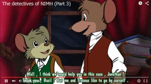 The Detectives Of NIMH by doraemonbasil
