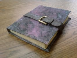 Purple (Handcrafted Journal) by AnnEnchanted