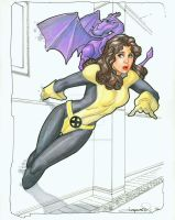 Kitty Pryde in Color