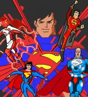 Legacy of Superman by ckdck