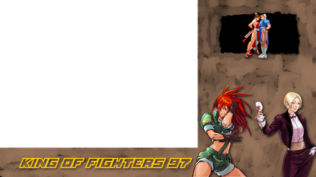 Old Kof Overlay by Morcal