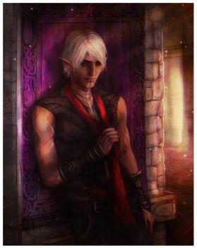Da - Fenris by Smilika