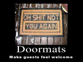 Doormats by psbox362