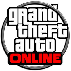 GTA ONLINE Round Game Icon by EclipX