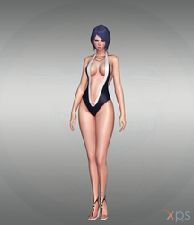 OverHit - Daphne Swimsuit by Bringess
