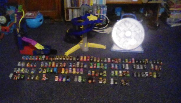 My Thomas Minis Collection updated again by ewan4me