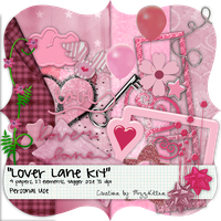 Lover's Lane Kit by MizzKitten21