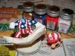 Stars n Stripes Mario Amiibo (WIP) by stardust4ever