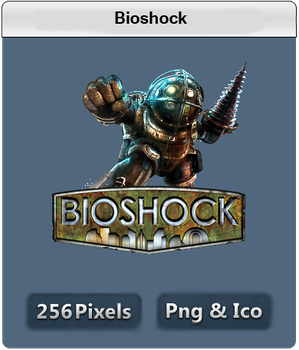 BioShock Icon by thedevilbringer666