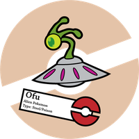Fake Pokemon: Ofu