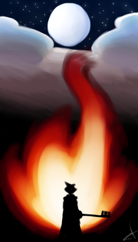 Into the Fire by OupazasMedia