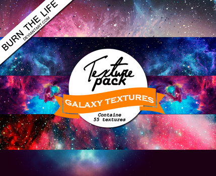 Galaxy | Texture Pack by Burn-the-life