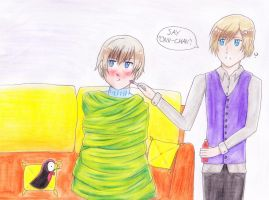 [APH Norway + Iceland]   ~Medicine~ by MinaTenshi