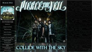 Pierce The Veil - Collide With The Sky by raize