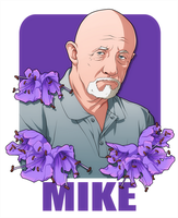 Mike by NessaSan