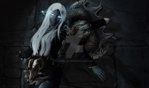 lich by nimil-3d