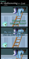 Filly Lyra: Chapter 2 - Rediscovering the Lost #1 by Sintakhra