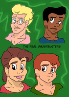 The real ghostbusters by Ashartz123