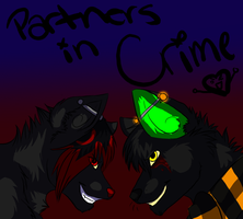 partners in crime by darklunawerewol1