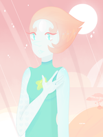 Pearl - Steven Universe by coroo