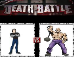 Request #64 Kevin vs Absorbing Man by LukeAlanBundesen