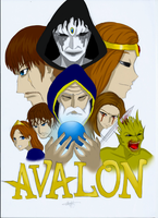 The Resistance: AVALON by CrazyNat2012