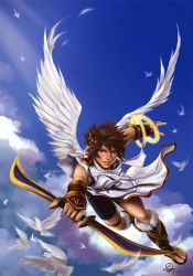 Pit (Kid Icarus) by TixieLix
