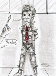 The 10th doctor finds himself sonic screwed by Thatguyknownasdio