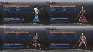 DW7:E Cao Fei Pack by BustaWolf