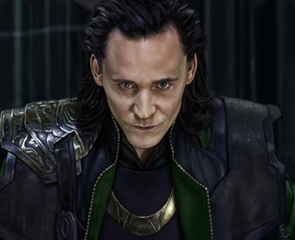 Loki by MissStreelight
