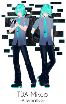 TDA Mikuo Alternative DL by Xoriu