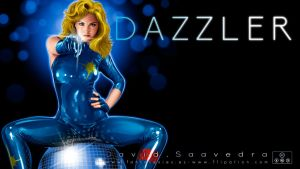 Dazzler. Desktop 1920x1080 by flipation