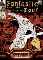 Fantastic Four 72 by soliton