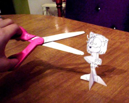 Amy meets Mr. Scissors by Miki2983