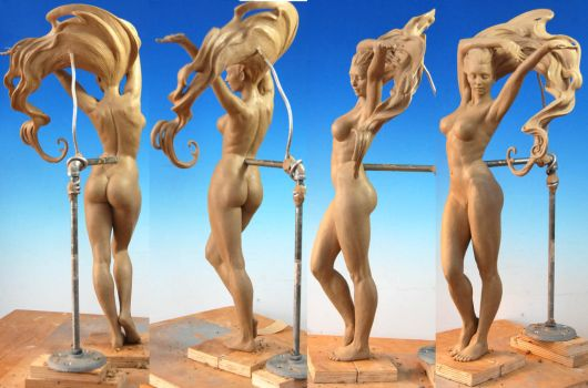 ''Venus'' 2 by MarkNewman