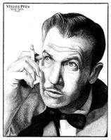 Vincent Price by trephinate